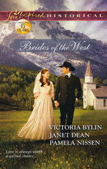 Brides of the West -- Victoria Bylin